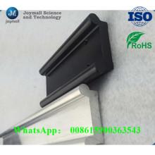 Profilé en aluminium peint anodisé de profil pour le matériau de construction