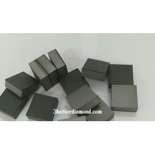 13x13x6mm Square Diamond Tool Parts Oil Gas Coal Mining Drilling PDC Cutter,Square PDC Cutter