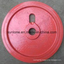 OEM Precision Grey Iron Casting and Machining Pulley Wheel