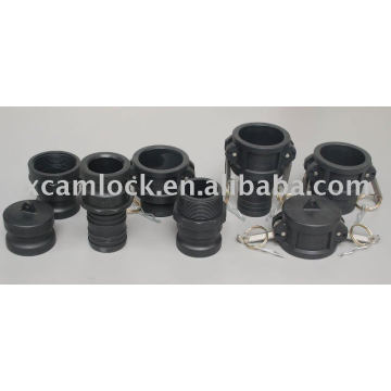 """PP camlock fitting and 3"""" camlock fitting"""