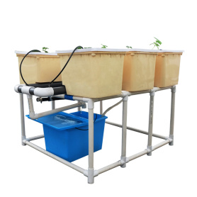 Complete Hydroponic Equipment Dutch Bucket