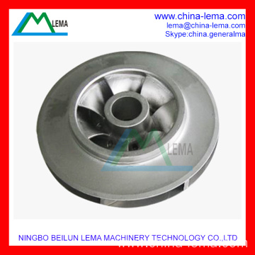 Stainless Steel Water Pump Blade Wheel