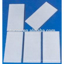 Plaque de gel de silice pour chromatographie sur couche mince