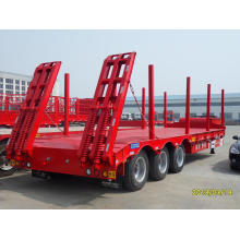 80ton -Low Bed Semi Trailer