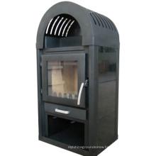 Fireplace (FL006) Wood Burning Stove, Steel Stove