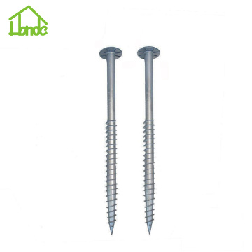 Tipe baru dari Ground Screw Pole Anchor