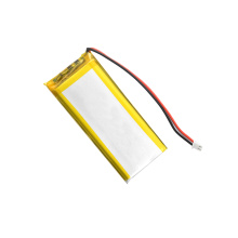 batterie lithium-ion rechargeable de lipo 3.7v 4000mah 14.8wh