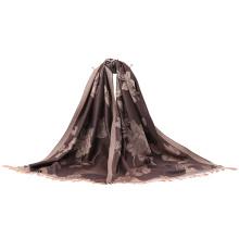 Lady Winter Pashmina Lenço de moda Shawl quente