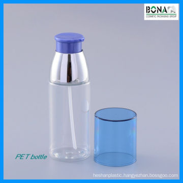 50ml Clear Pet Lotion Bottle Cosmetic Bottle