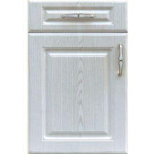 White replacement thermofoil cabinet doors