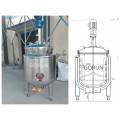 Effizienter Flüssigkeitsmischbehälter mit Rührer / Rührwerk / Mischer