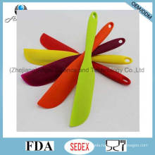 Hot Sale Silicone Kitchen Spatula & Butter Knife Ss14
