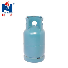 competitive price 12.5kg home product blue bottle lpg gas cylinder for cooking or camping