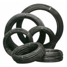 ISO 9001 Material de construcción Alambre recocido negro