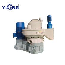 Máquina de fabricación de pellets 220kw