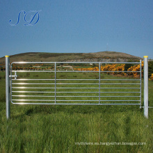 2.9m Sheep Yard Farm Stay Gate en venta