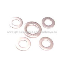 DIN125 flat washer with stainless steel material 304 and 316 range from different sizeNew