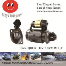 100% Novo Diesel Barco Motor e Tractor Usado Cheap Starter