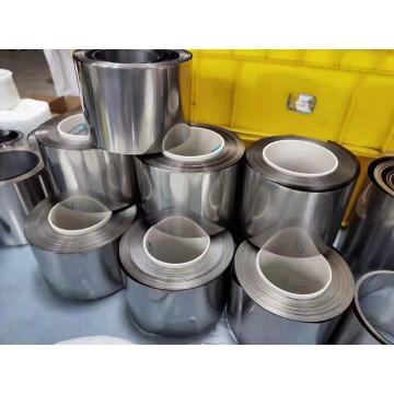 Feuille de titane GR1 0,03 mm d'épaisseur pour les équipements médicaux