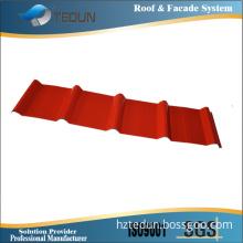 Yx26-210-840 Color Roof Sheet Metal Tile