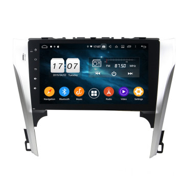 CAMRY 2012-2013을위한 Klyde android car audio