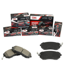 hot sale Auto brake pads D929 and kind of car disc brake pad and truck brake pad