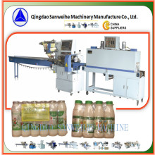 SWC-590 Bottles Shrink Wrapping Machine