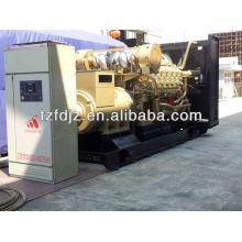 Китайский двигатель 1200КВТ дизельный генератор Jichai набор