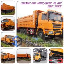 40t Shacman Schwerlastwagen F3000 336HP Muldenkipper