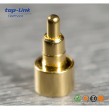 Electronic Connector Spring Brass Pogo Pin Connector for PCB