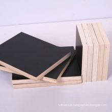 Fabricação da madeira compensada da fábrica da madeira compensada da construção de Brown \ Brown Fabricação da madeira compensada