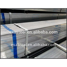 Thick Wall Zinc Plated Galvanized Square Steel Pipe