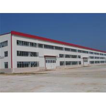 Легкая стальная складская мастерская