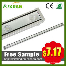 Perfil de alumínio para barra de luz led levou 12 watts lavadora de parede