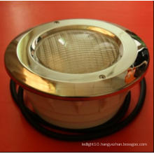 IP68 stainless steel waterproof recessed pool light