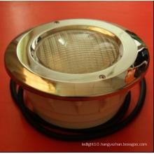 IP68 stainless steel waterproof recessed pool light