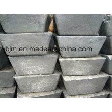 Factory Supply 7440-36-0 Antimony Ingot