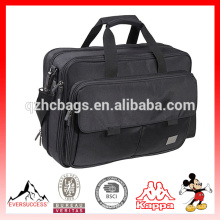Cartera de negocios portátil portátil bolsa de viaje de negocios multifuncional para hombre