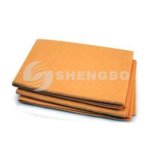 [Фабрика] 36 * 40см Желтая салфетка Сделано в Китае