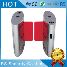 High Security Sliding Door Waist High Turnstile