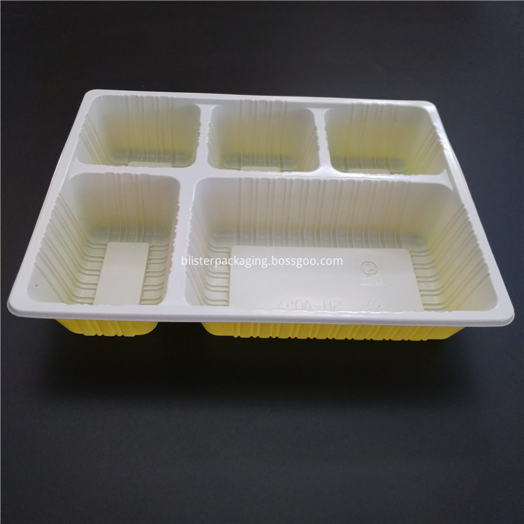 Plastic Microwave Container