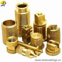 Non-Standard Brass Hot Forging Parts