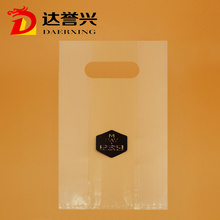 Fashional HDPE Die Cut Bag for Beverage