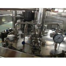 Beer Bottle Washing Machine / Glass Bottle Filling and Capp