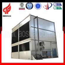 Fournisseur de tour de refroidissement fermé en acier inoxydable 90T et en acier inoxydable