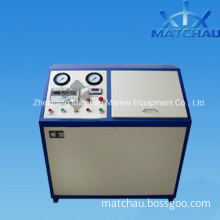 Gtm-D Type Carbon Dioxide Fire Extinguisher Filling Machine