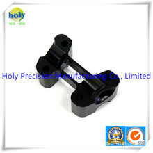 Black Anodized Motorcycle CNC Machining Parts
