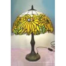 Главная Украшение Tiffany лампа Настольная лампа T16715
