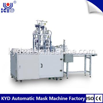 Face Mask Outside Earloop Welding Machine