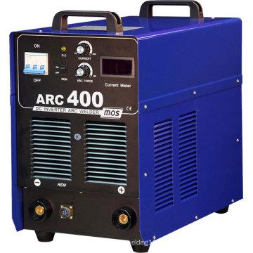 Máquina de solda MMA de alta qualidade Arc400
